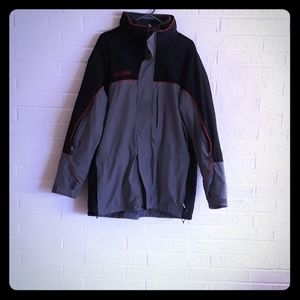 Columbia men's ski jackets size large